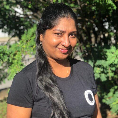 Raji Dhasarathan, PT